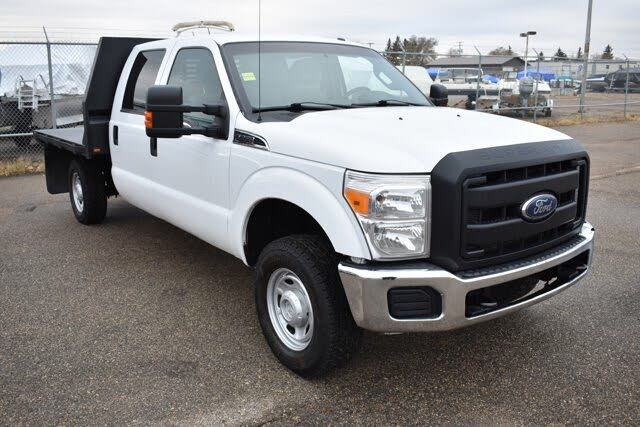 2012 Ford F-350 Super Duty XLT Crew Cab 4WD