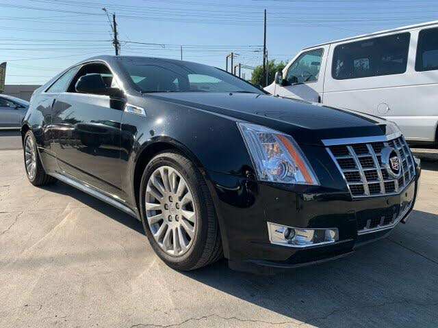 2014 Cadillac CTS Coupe 3.6L Premium AWD