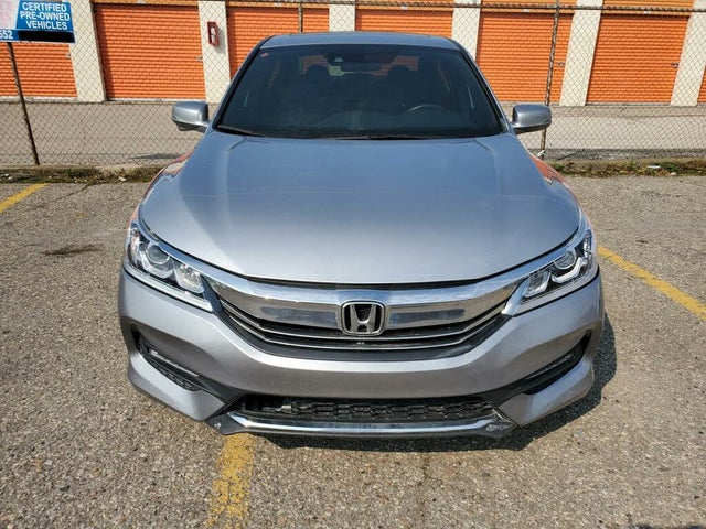 2017 Honda Accord Sport FWD with Honda Sensing