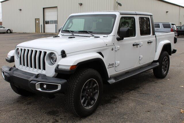 2020 Jeep Gladiator North Edition 4WD