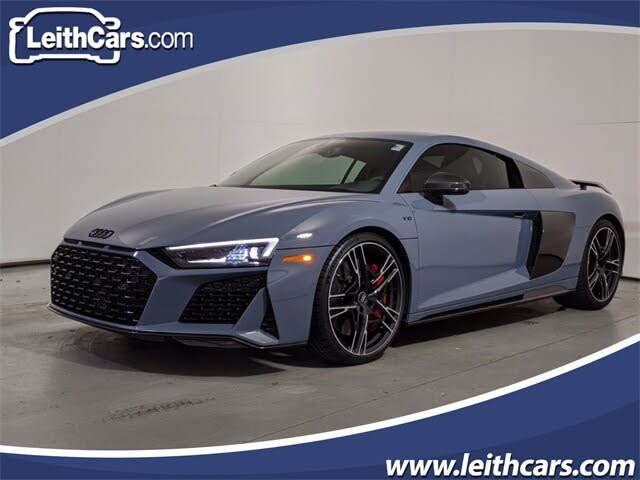 2020 Audi R8 quattro V10 Performance Coupe AWD