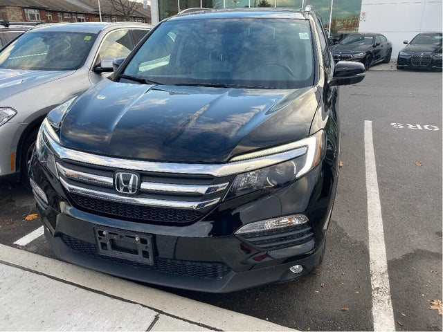 2016 Honda Pilot EX-L AWD with RES