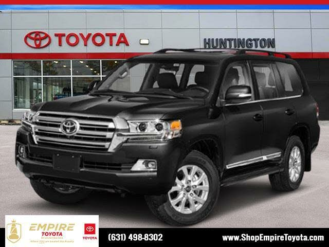 2021 Toyota Land Cruiser for Sale in Teterboro, NJ - CarGurus