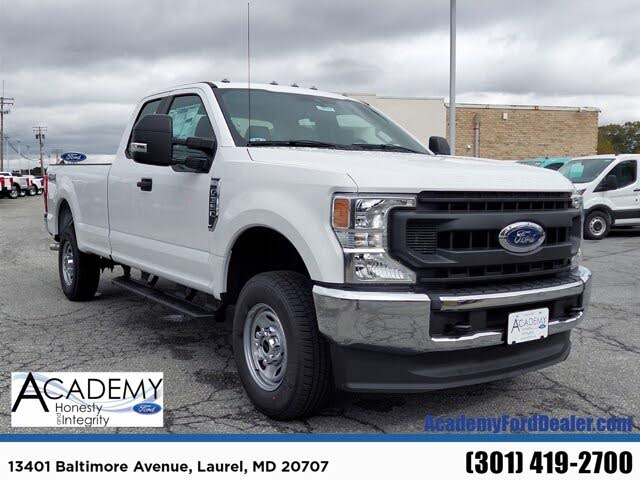 2020 Ford F-350 Super Duty XL SuperCab 4WD