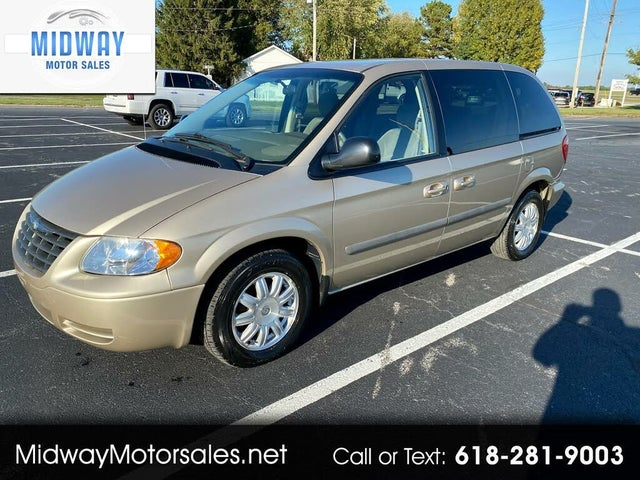 2007 Chrysler Town & Country FWD