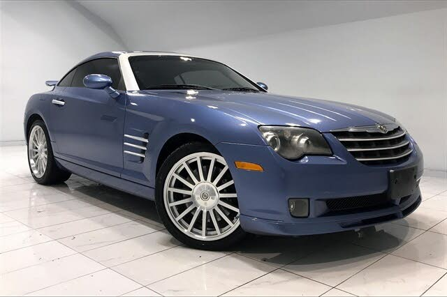 2005 Chrysler Crossfire SRT-6 Supercharged Coupe RWD