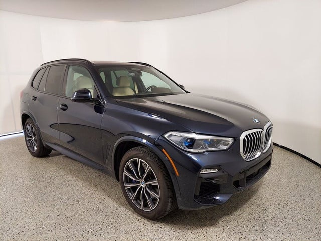 Used 2019 Bmw X5 Xdrive50i Awd For Sale Right Now Cargurus