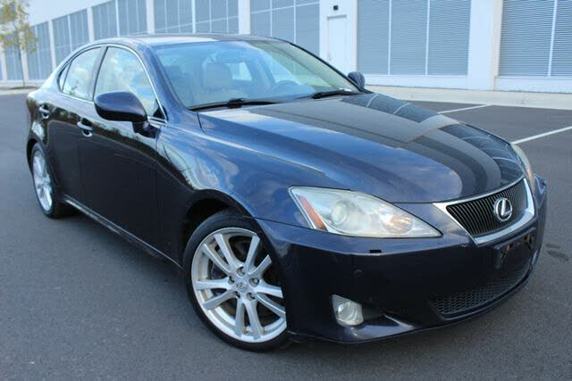 2007 Lexus IS 350 350 RWD