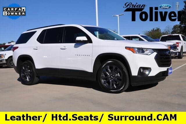 2019 Chevrolet Traverse RS FWD