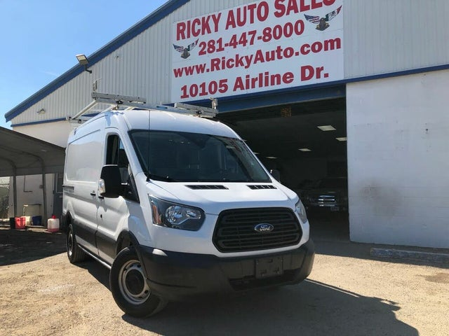 2015 Ford Transit Cargo 150 3dr SWB Medium Roof with Sliding Passenger Side Door
