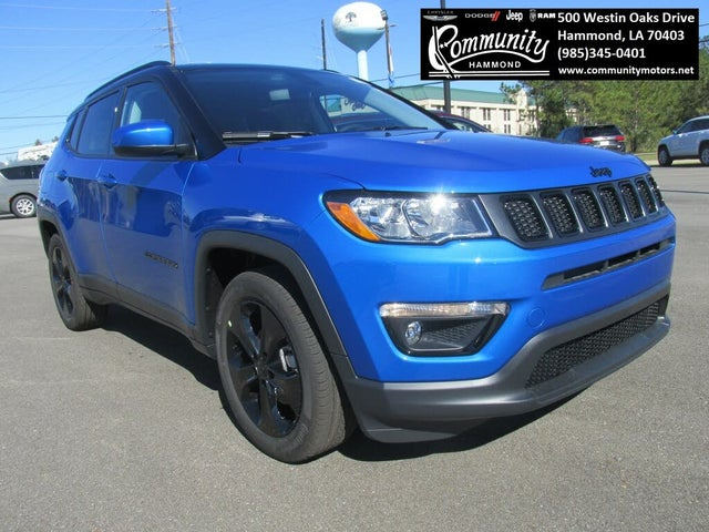 2021 Jeep Compass Altitude FWD