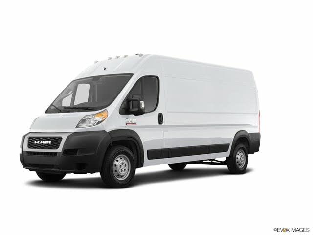 2021 RAM ProMaster 2500 136 High Roof Cargo Van FWD