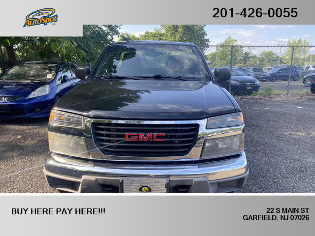 2010 GMC Canyon Work Truck 4WD