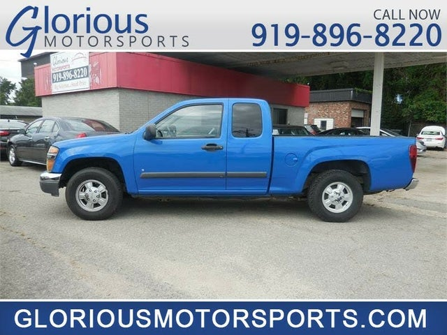 2008 GMC Canyon Work Truck Ext Cab
