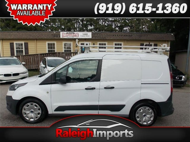 2015 Ford Transit Connect Cargo XL FWD with Rear Liftgate