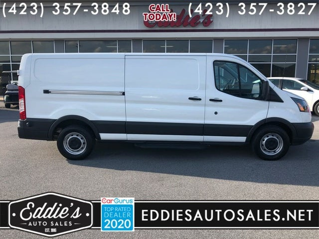 2017 Ford Transit Cargo 350 3dr LWB Low Roof Cargo Van with Sliding Passenger Side Door