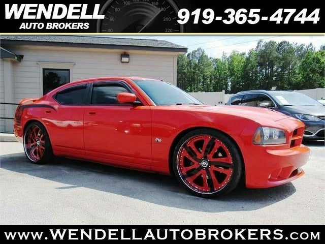 2009 Dodge Charger SRT8 Super Bee RWD
