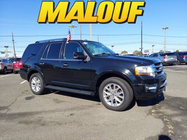 2016 Ford Expedition Limited 4WD