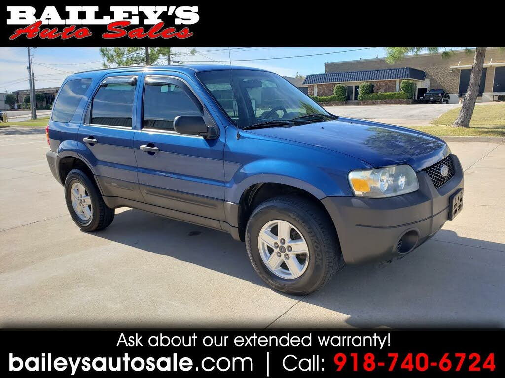 Used Ford Escape With Manual Transmission For Sale Cargurus