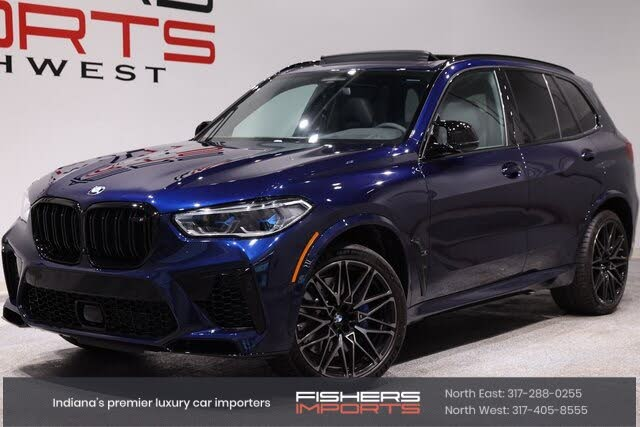 2021 BMW X5 M for Sale in Anderson, IN - CarGurus