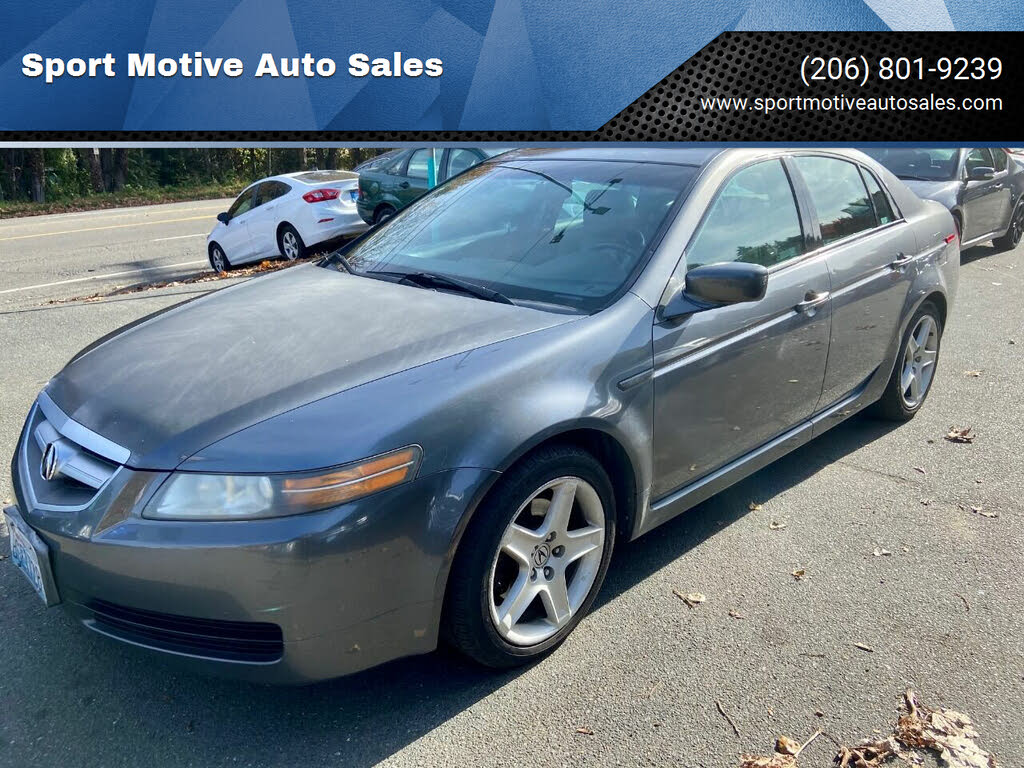 Used 2005 Acura Tl For Sale Right Now Cargurus