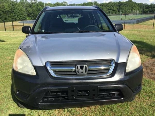 2004 Honda CR-V LX AWD