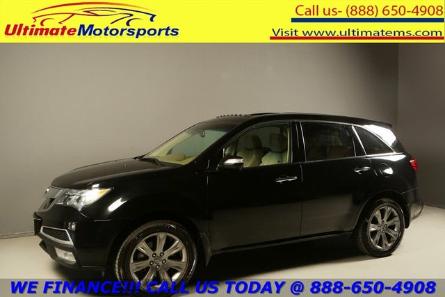 2013 Acura MDX SH-AWD with Advance Package