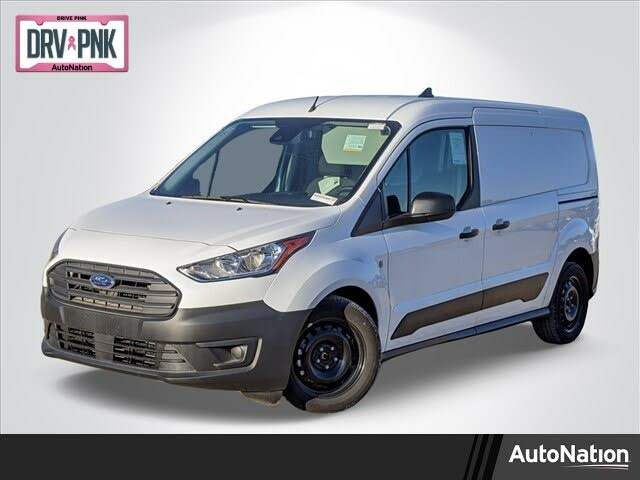 2020 Ford Transit Connect Cargo XL LWB FWD with Rear Liftgate
