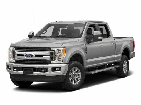 2017 Ford F-350 Super Duty XLT Crew Cab
