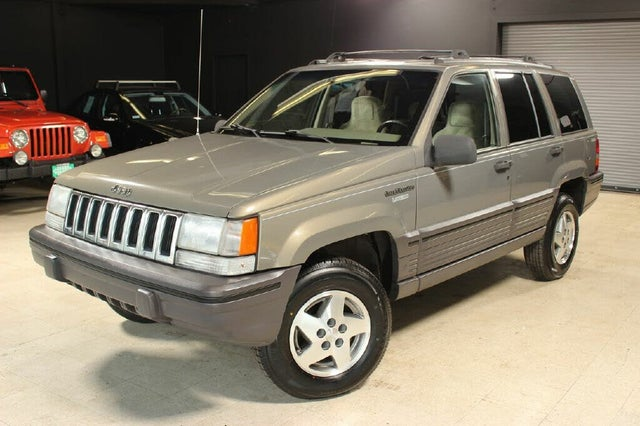 1995 Jeep Grand Cherokee Laredo 4WD