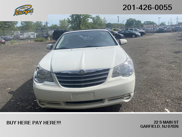 2010 Chrysler Sebring Touring Convertible FWD