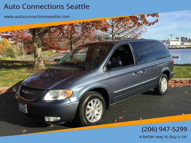 Chrysler Town & Country LXi LWB AWD en venta en Seattle ...