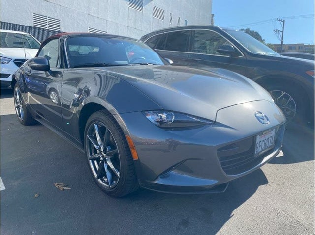 2018 Mazda MX-5 Miata Grand Touring RWD