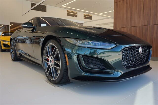 2021 Jaguar F-TYPE R-Dynamic Coupe AWD for Sale in Dallas ...