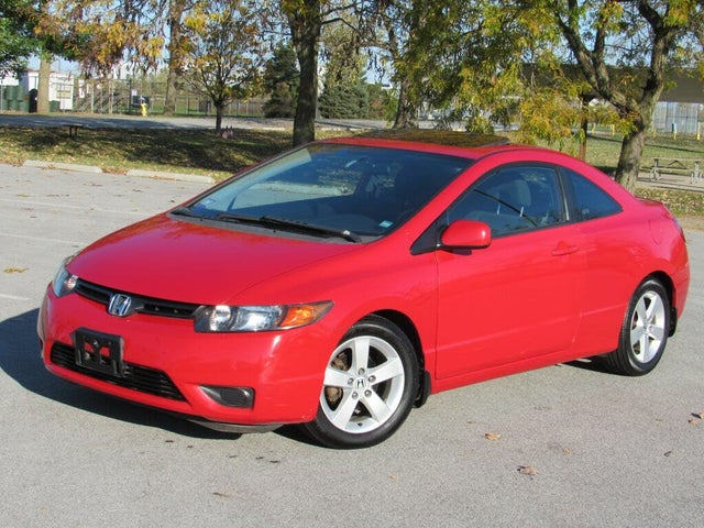 2006 Honda Civic Coupe EX with Nav