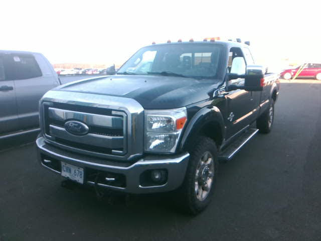 2011 Ford F-250 Super Duty XLT SuperCab 4WD