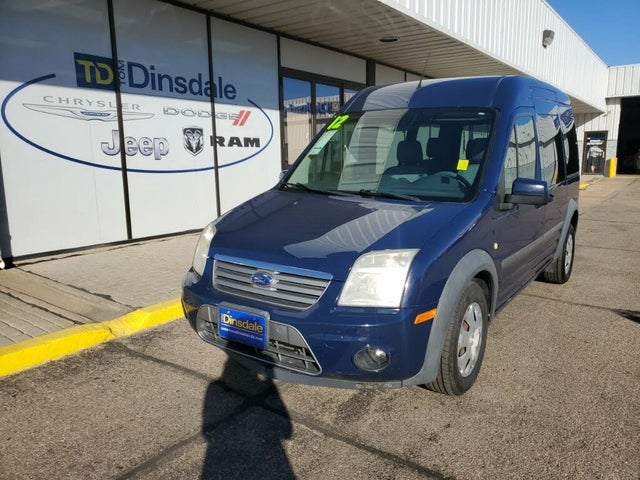 2012 Ford Transit Connect Wagon XLT Premium FWD