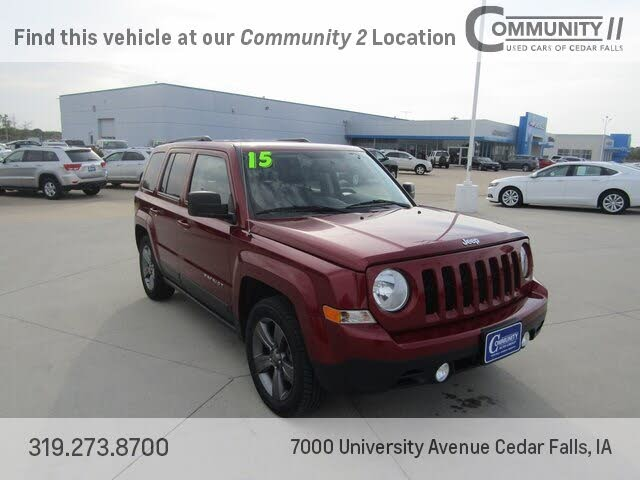 Used Jeep Patriot For Sale In Des Moines Ia Cargurus