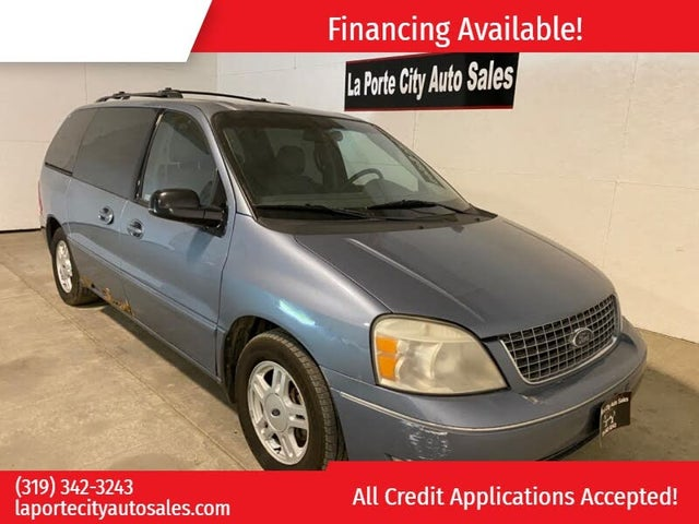 2004 Ford Freestar LX
