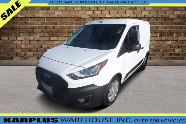 2019 Ford Transit Connect Cargo XL FWD with Rear Liftgate