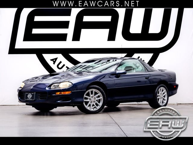 2000 Chevrolet Camaro Z28 SS Coupe RWD