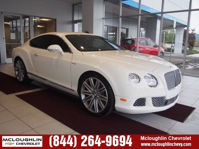 2013 Bentley Continental GT Speed AWD