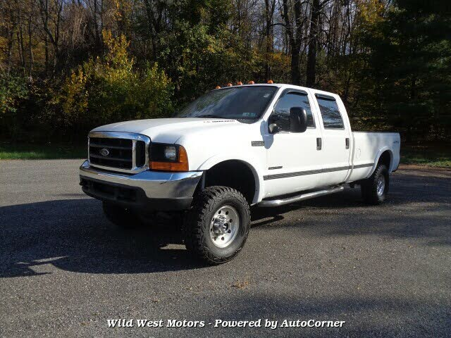 1999 Ford F-350 Super Duty XL Crew Cab LB 4WD