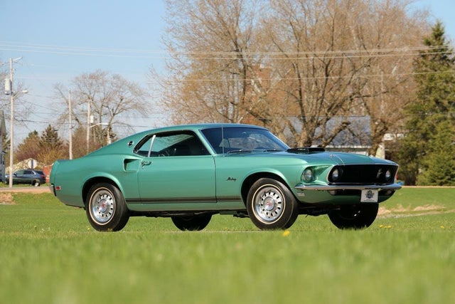 1969 Ford Mustang Fastback RWD