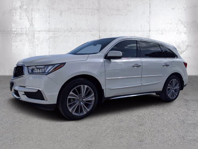 2017 Acura MDX FWD with Technology and Entertainment Package