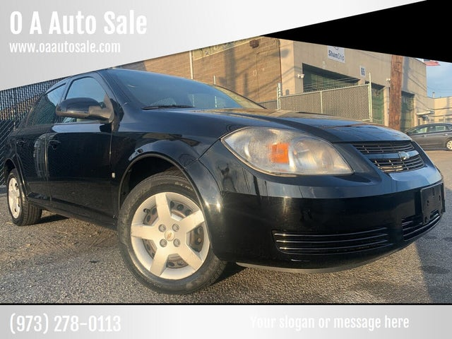 2008 Chevrolet Cobalt LT Sedan FWD