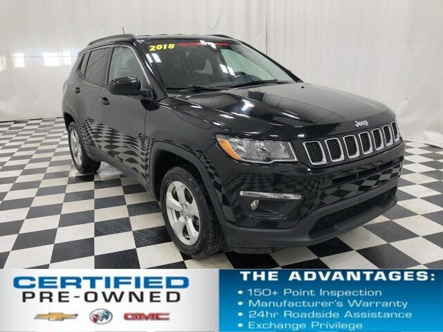 2018 Jeep Compass North 4WD