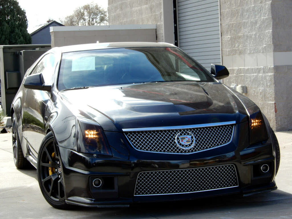 Used Cadillac Cts V Coupe For Sale Right Now Cargurus