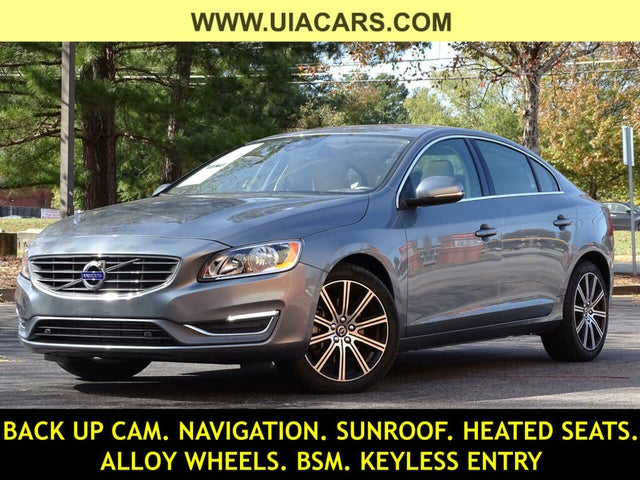 2018 Volvo S60 T5 Inscription AWD