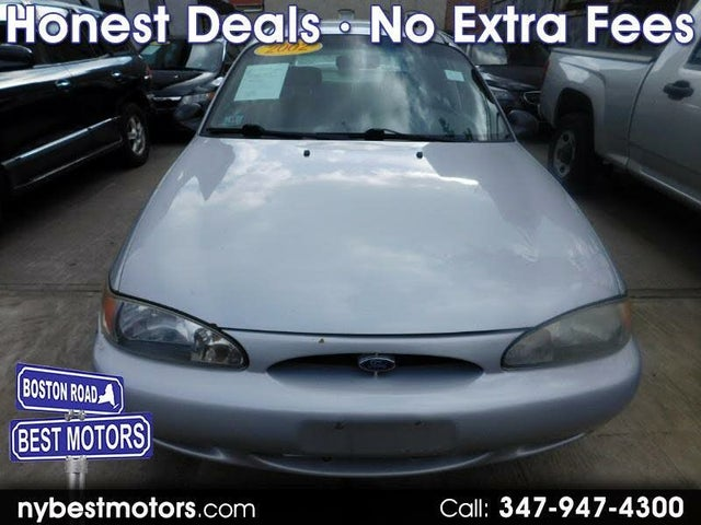 2002 Ford Escort 4 Dr STD Sedan